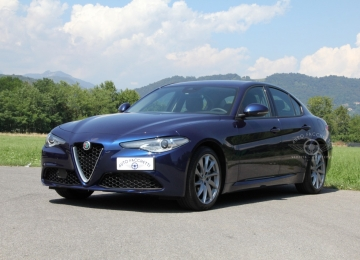 Alfa Romeo Giulia 2.2 Turbodiesel 160cv AT8 Super